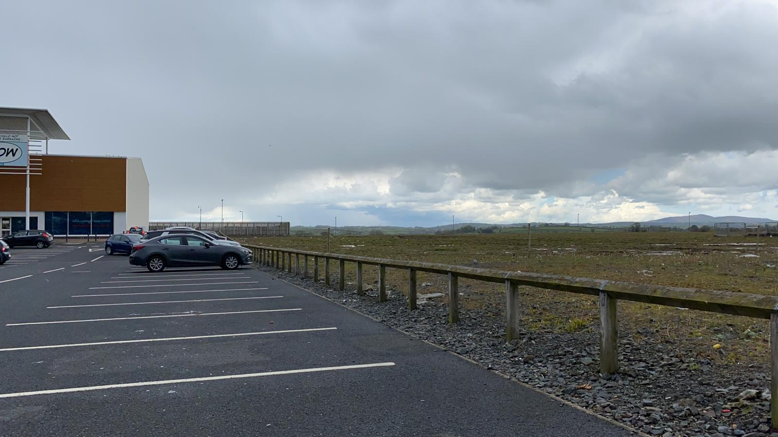 Marks and Spencer site in Banbridge