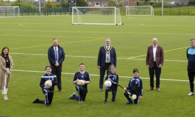 Community Sports Campus in Banbridge