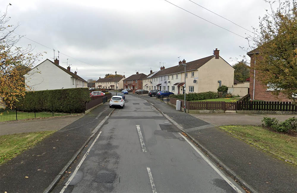 Glanroy Avenue Portadown