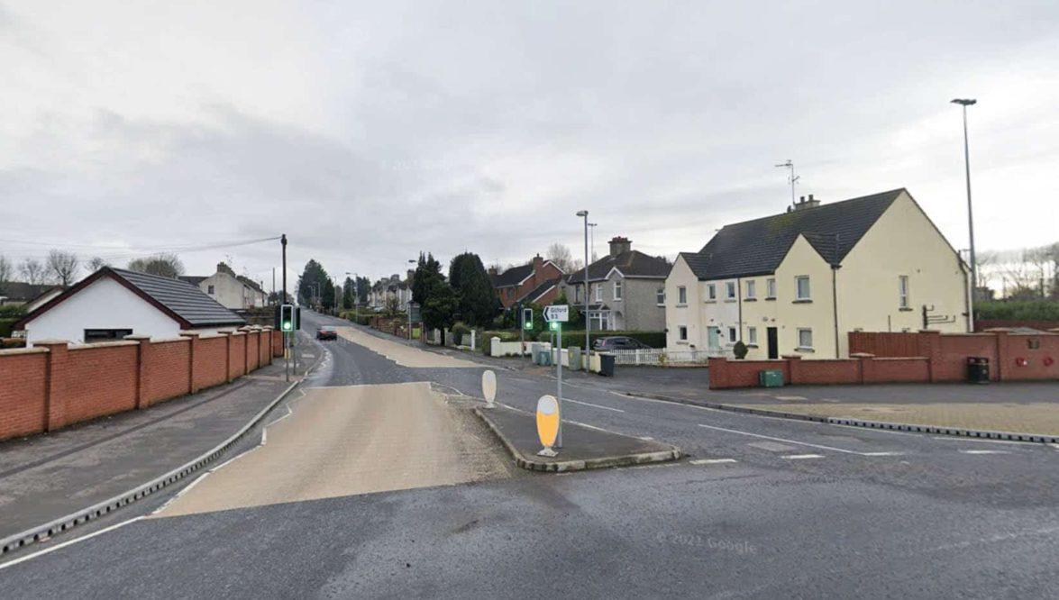 Gilford Road in Lurgan