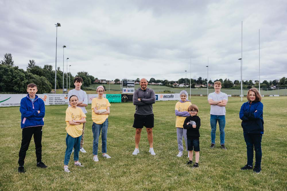 Rorys Miles to Mayo Launch