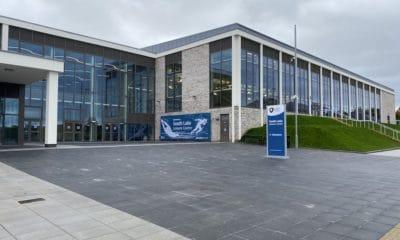South Lake Leisure Centre in Craigavon