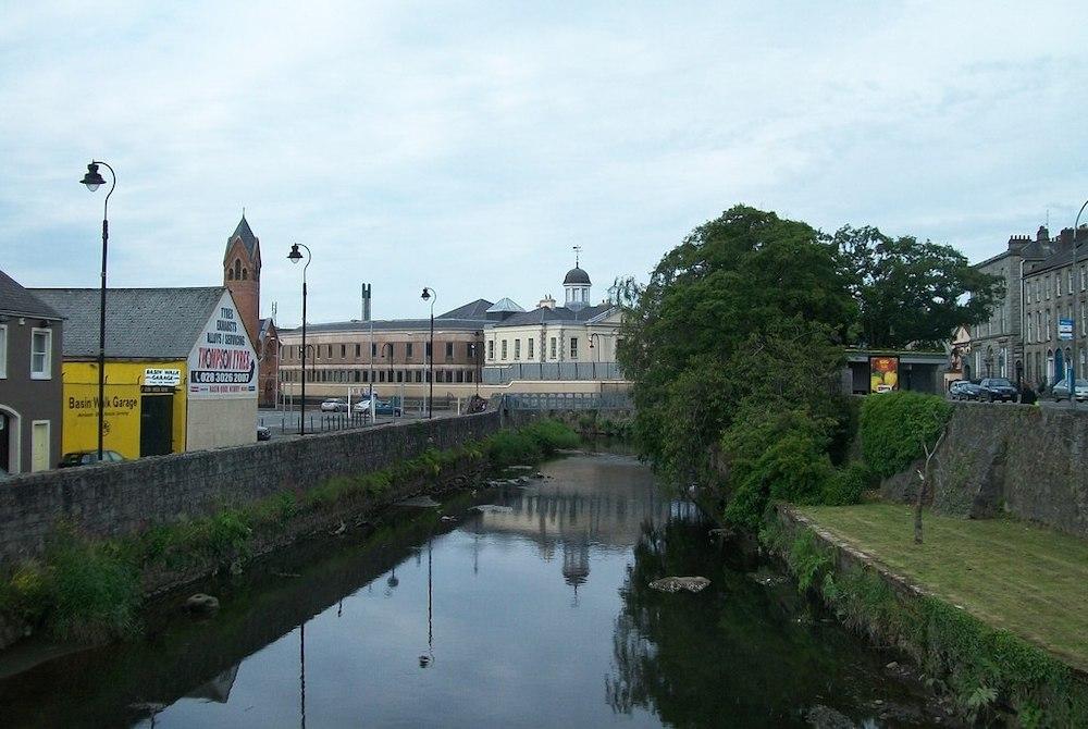 Newry River by Eric Jones