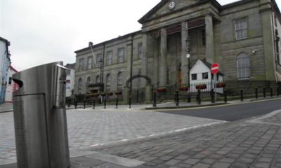 Omagh Courthouse. Photo: Kenneth Allen / Geograph