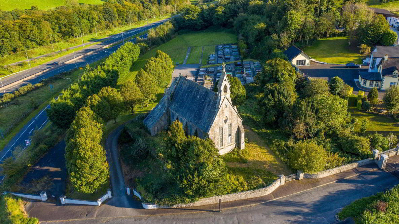 Jonesborough church up for sale