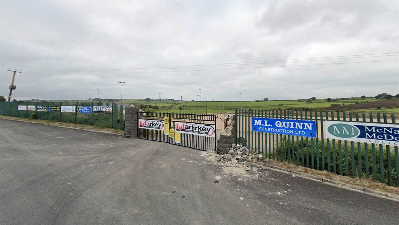 Belleeks GAA south Armagh